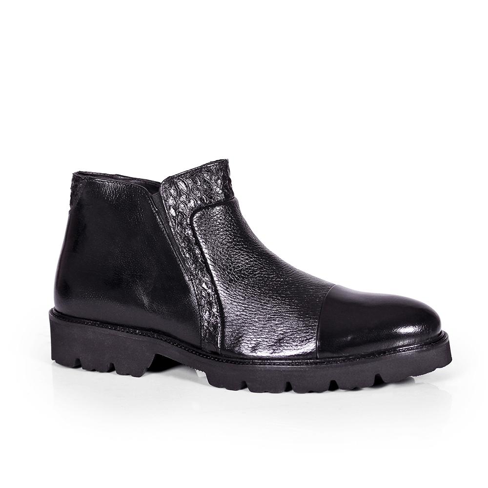Мъжки обувки от естествена кожа GRI-3750-02 - 1