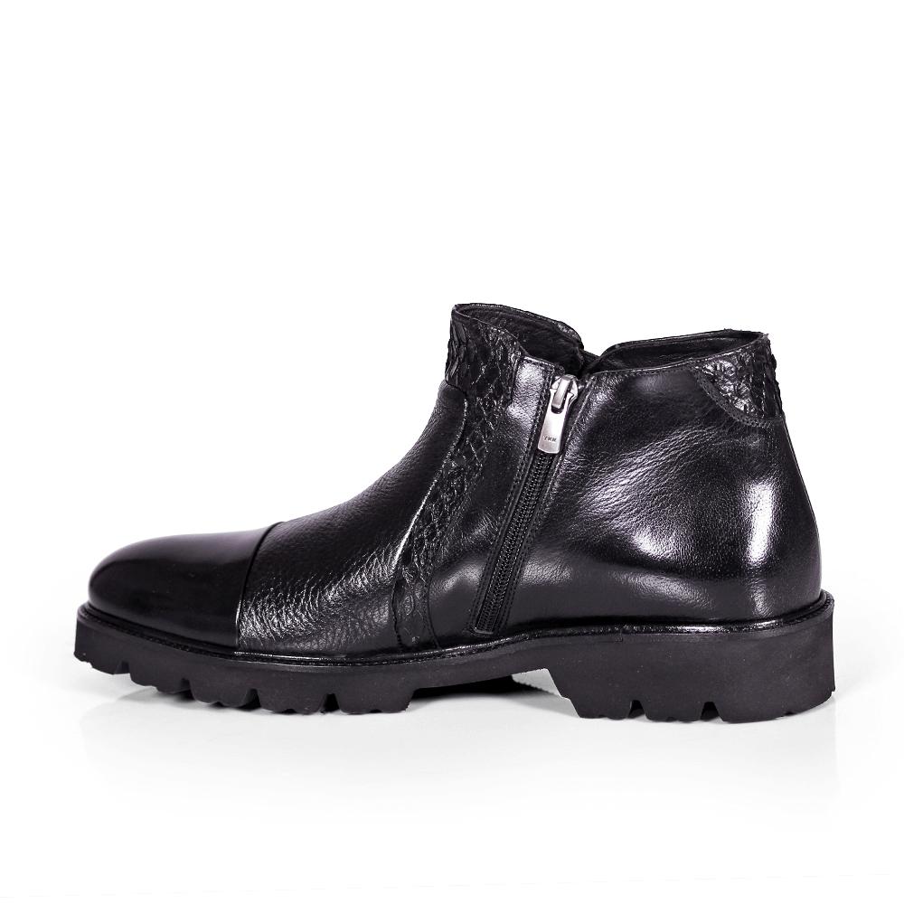 Мъжки обувки от естествена кожа GRI-3750-02 - 3