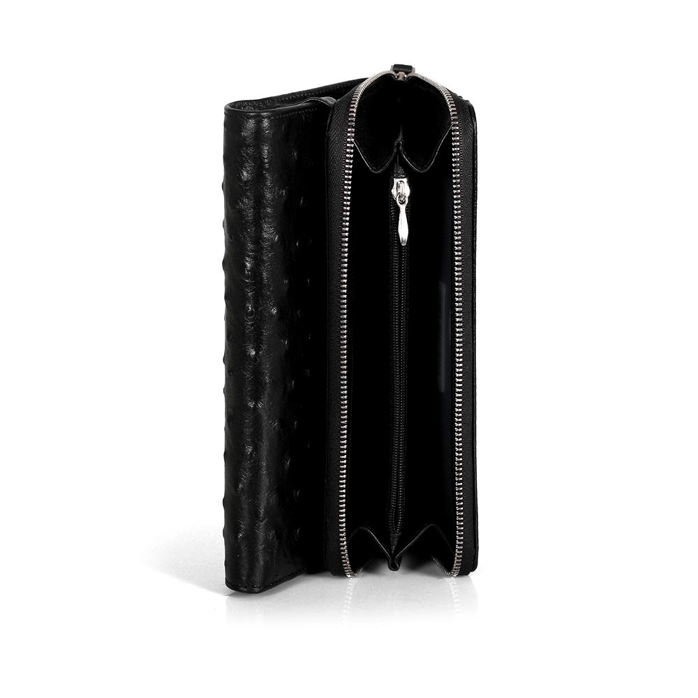 Дамско портмоне от естествена кожа GRD-2221 - 4