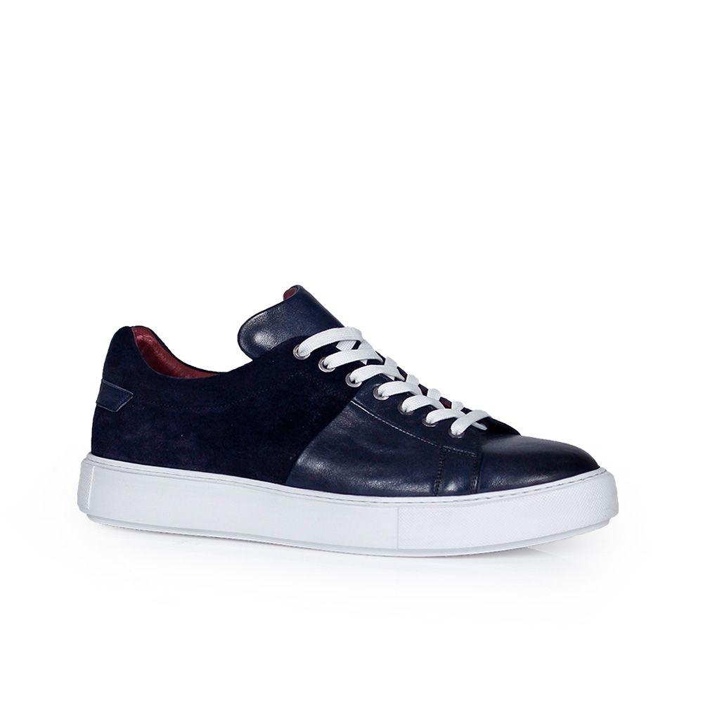 Мъжки обувки от естествена кожа TGR-M-107-12 - 1