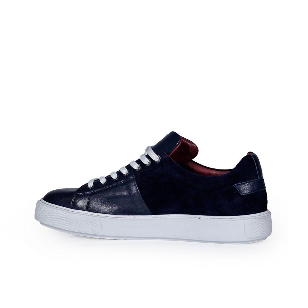 Мъжки обувки от естествена кожа TGR-M-107-12 - 3
