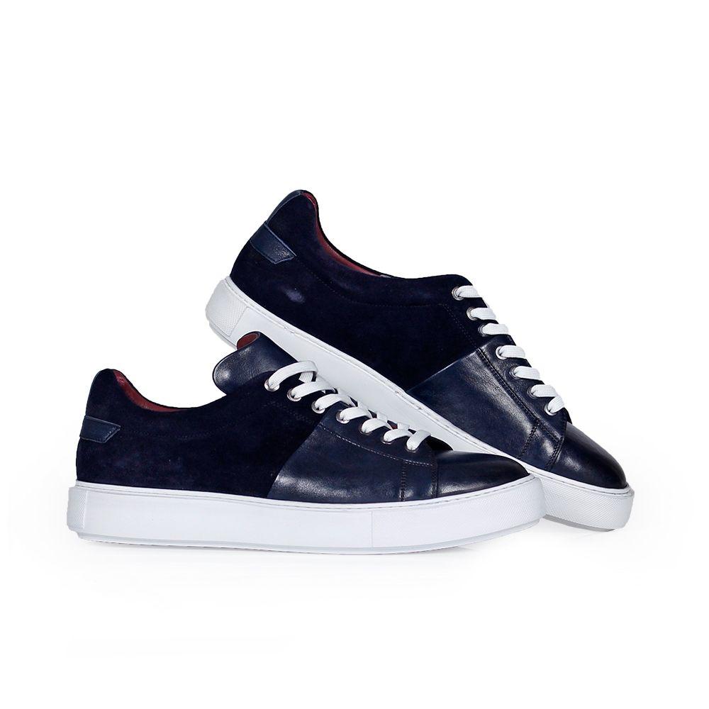 Мъжки обувки от естествена кожа TGR-M-107-12 - 4