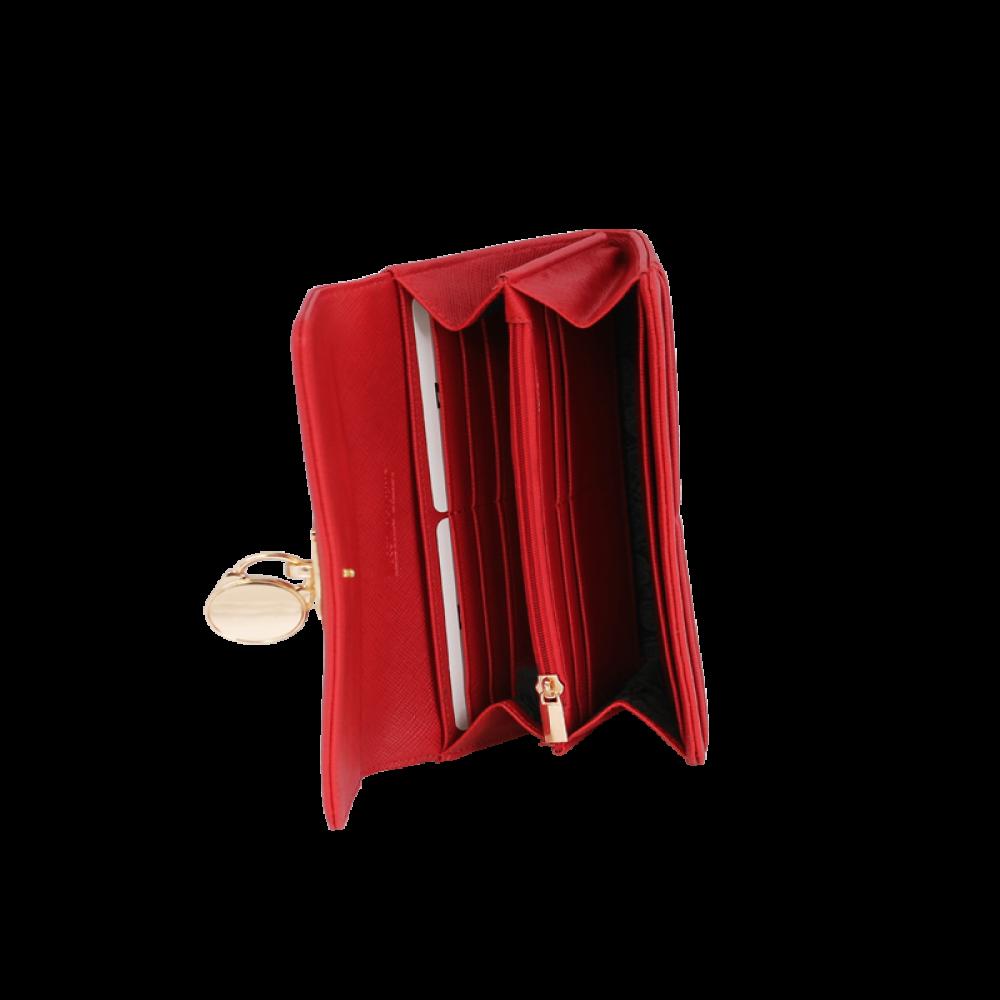 Дамско портмоне от еко кожа - 2