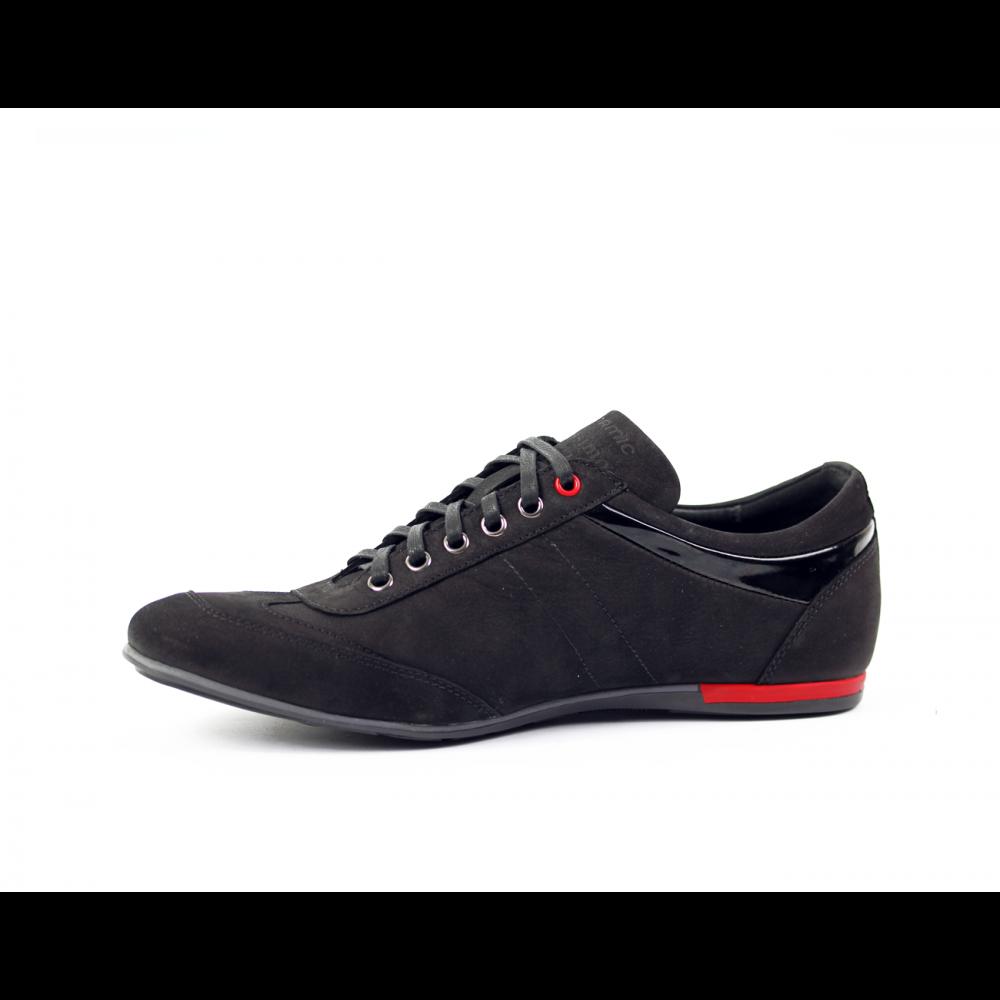 Мъжки спортни обувки от естествен набук - 3