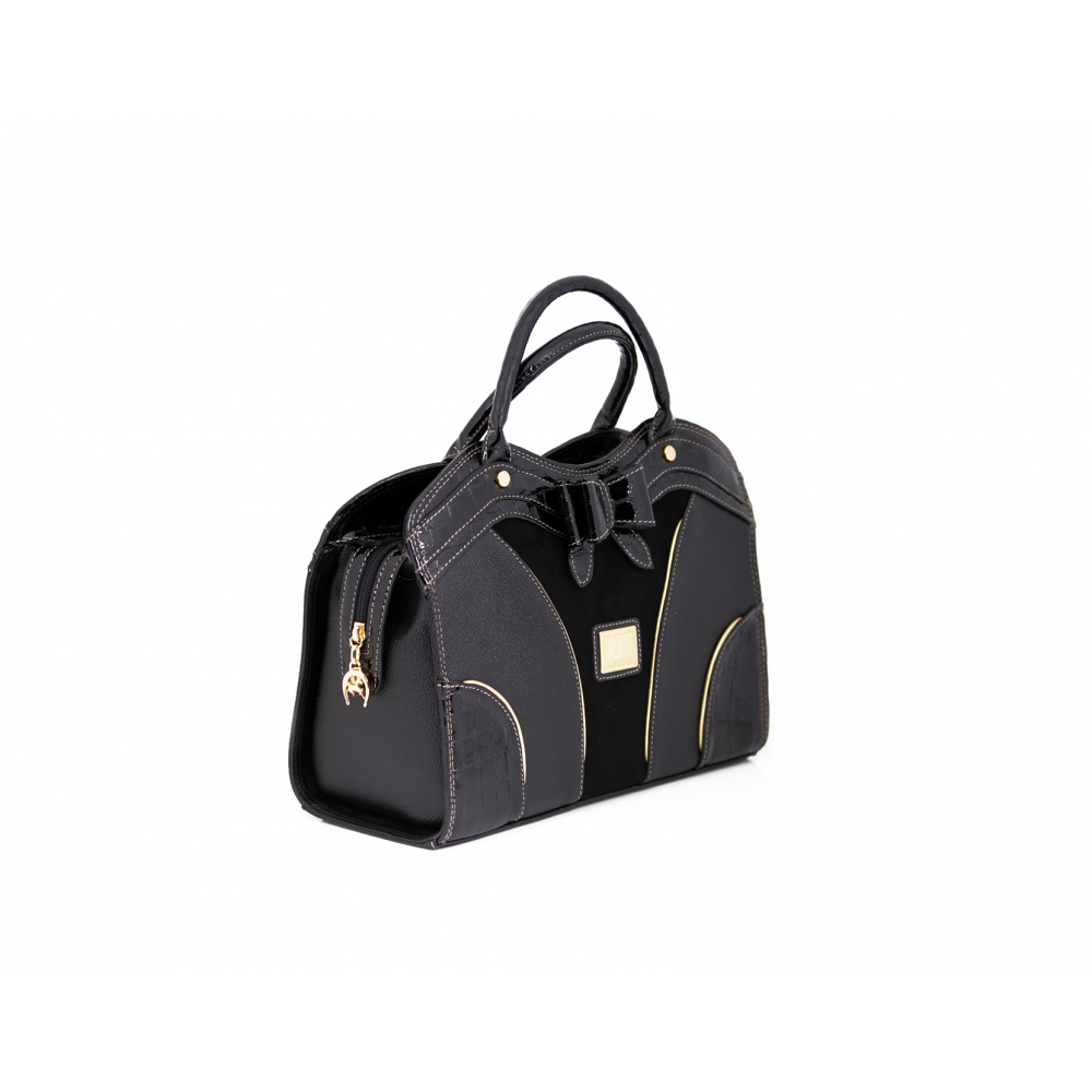 Дамска чанта естествена и еко кожа - 2