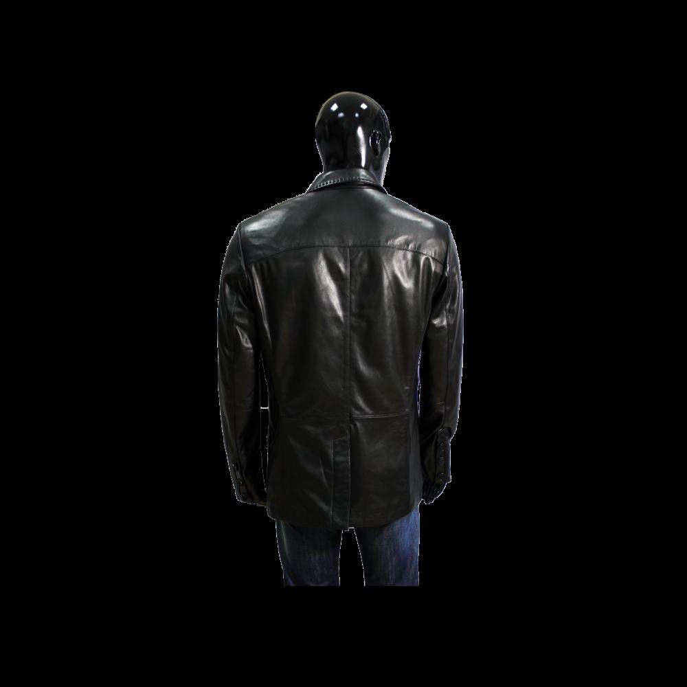 Mъжко яке от естествена кожа - 2