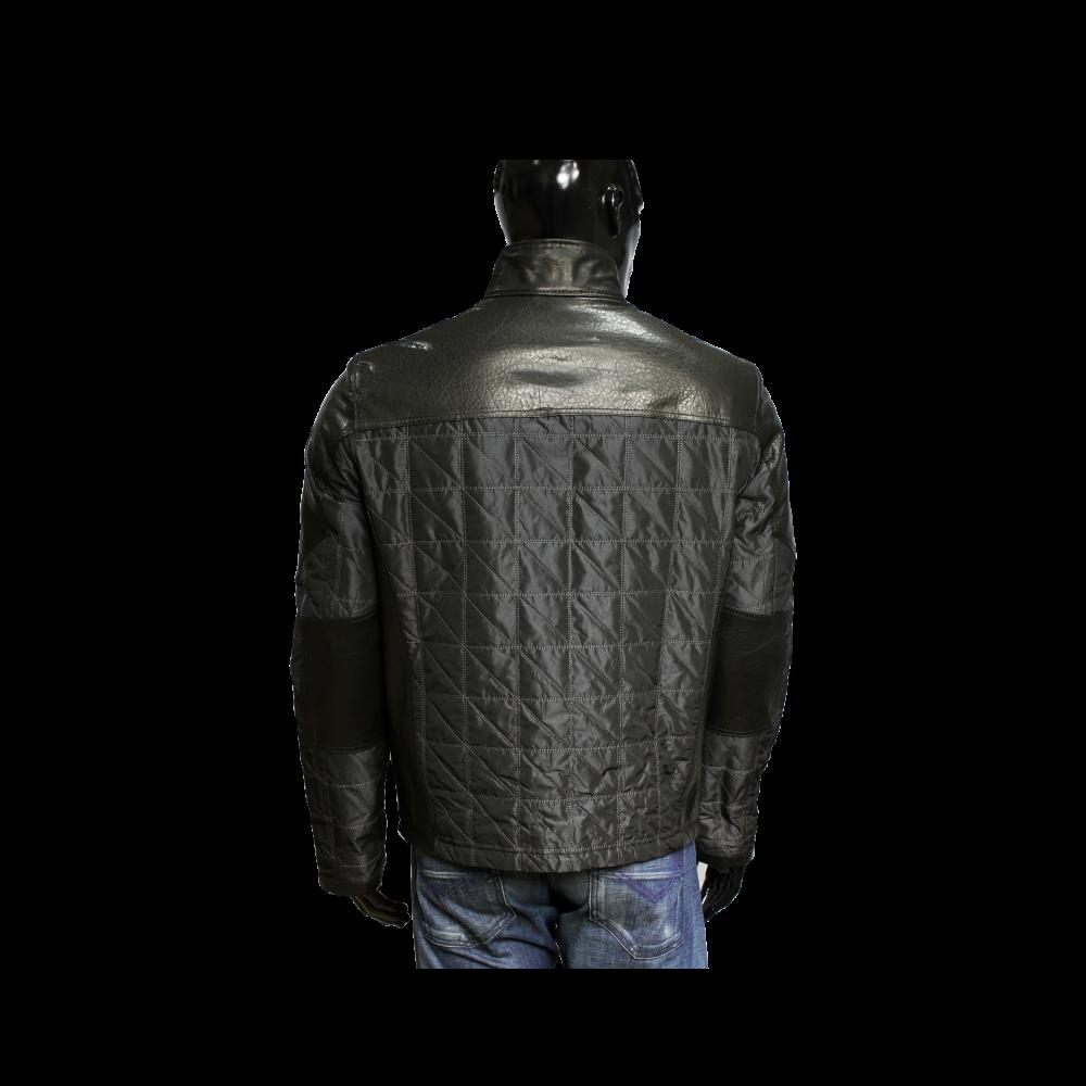 Мъжко яке от естествена кожа  - 1