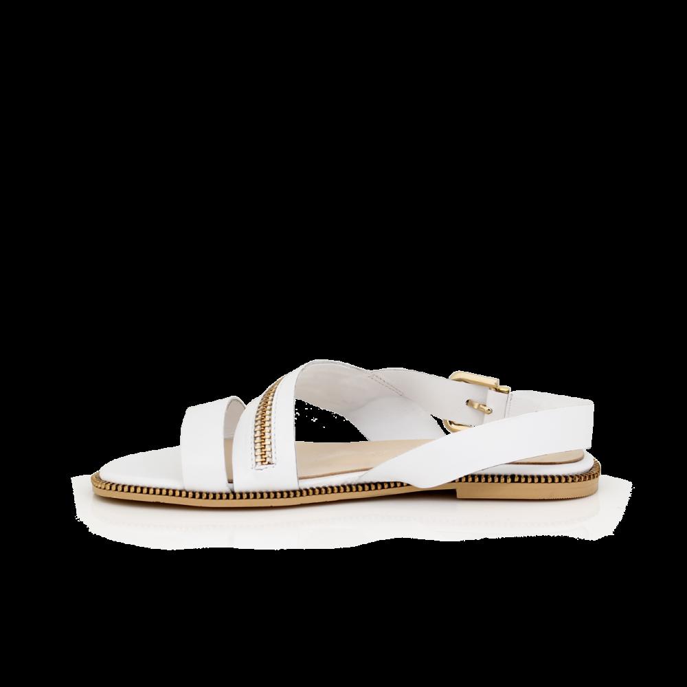 Дамски сандали естествена кожа - 2