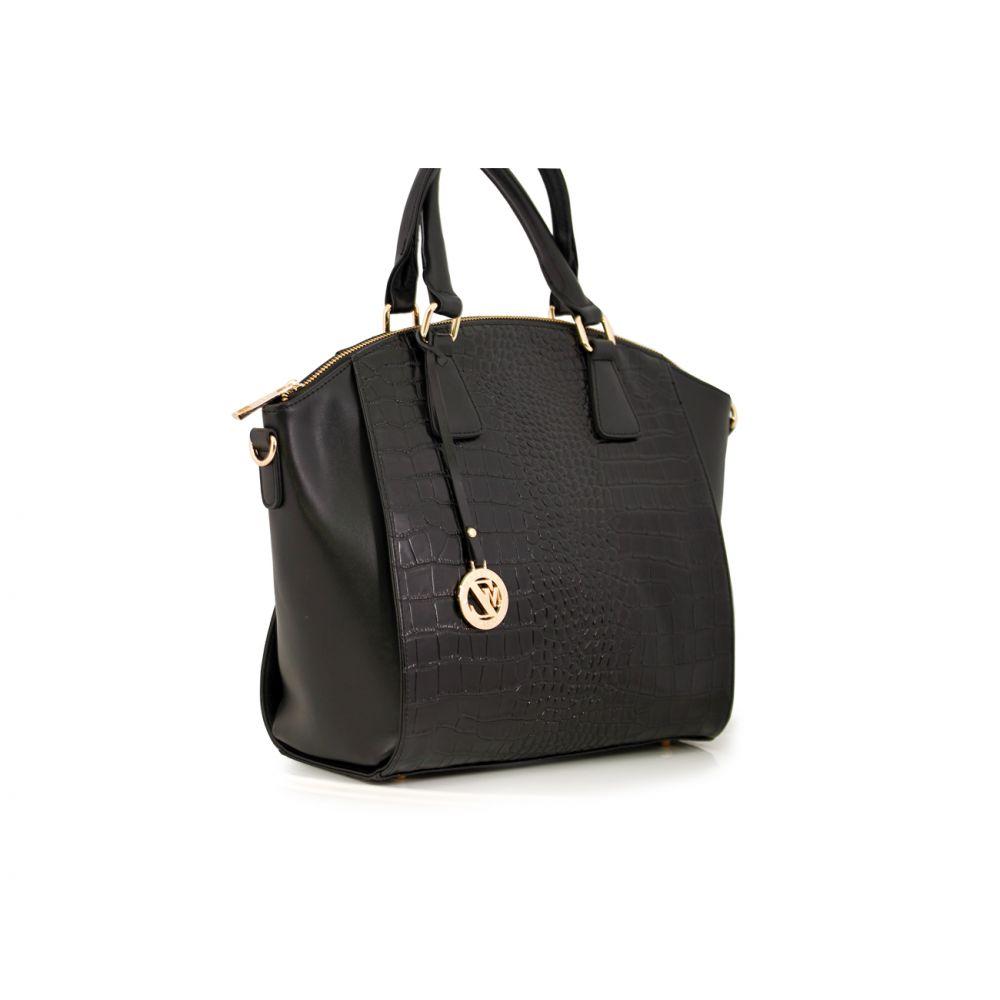 Дамска чанта от естествена кожа - 3