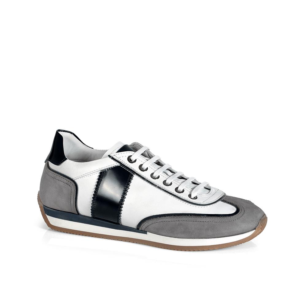 Мъжки обувки от естествена кожа BRC-216101 - 1