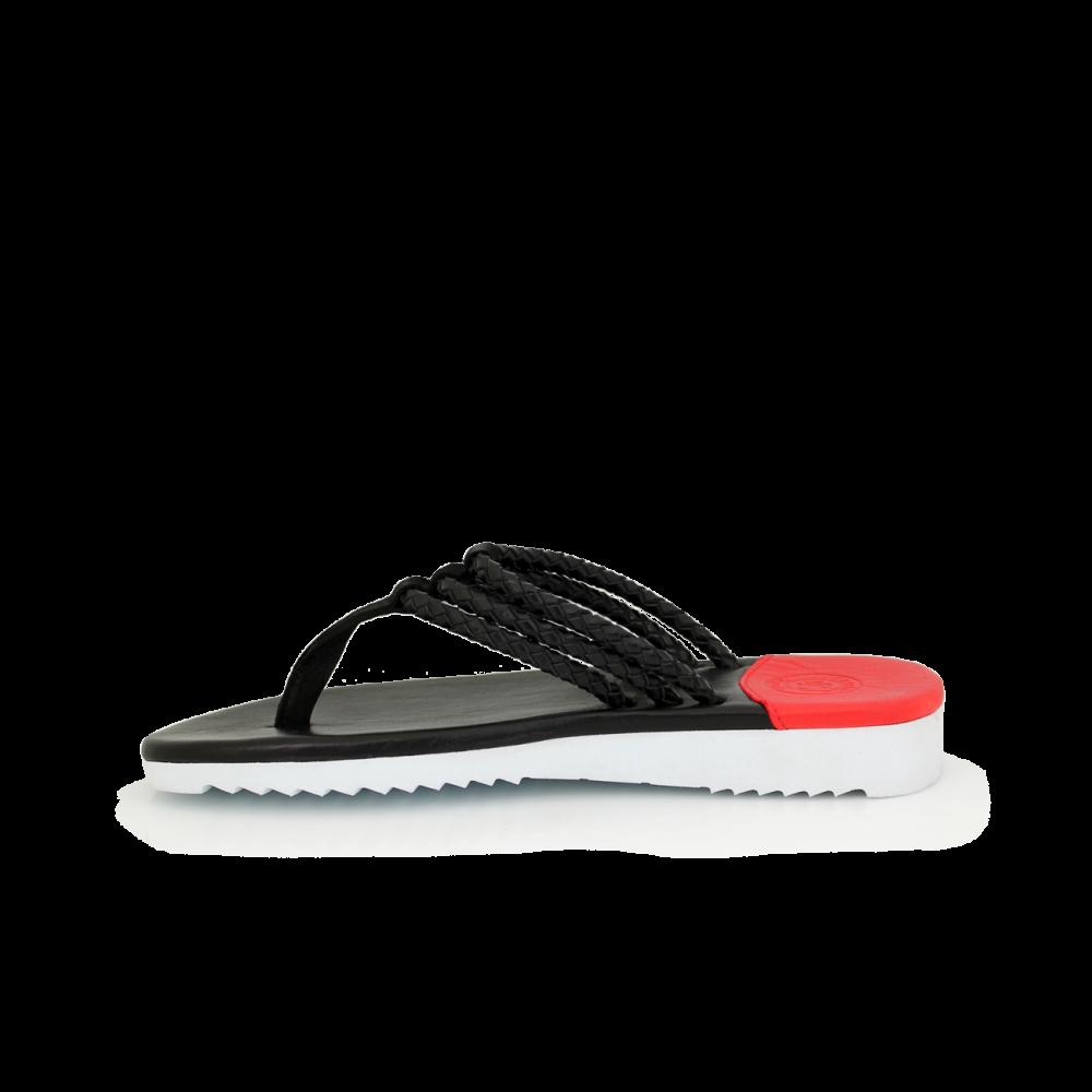Мъжки чехли от естествена кожа - 2