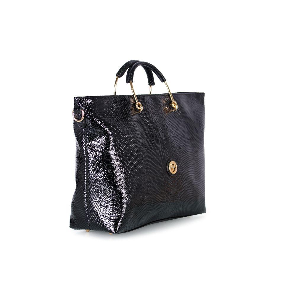 Дамска чанта от еко кожа - 3