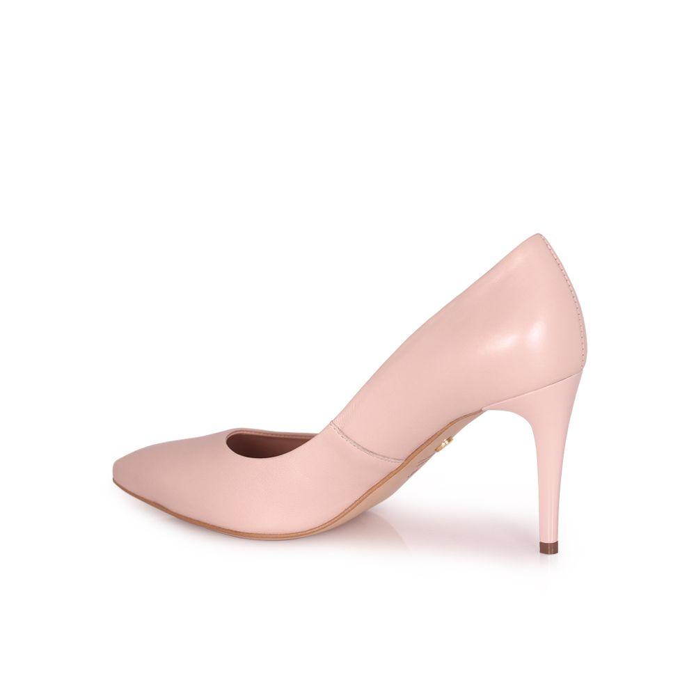Дамски обувки от естествена кожа - 3