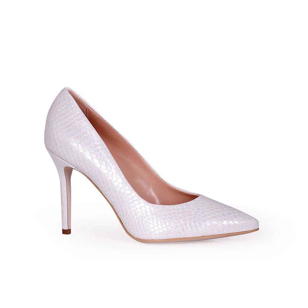 Дамски обувки от естествена кожа - 1