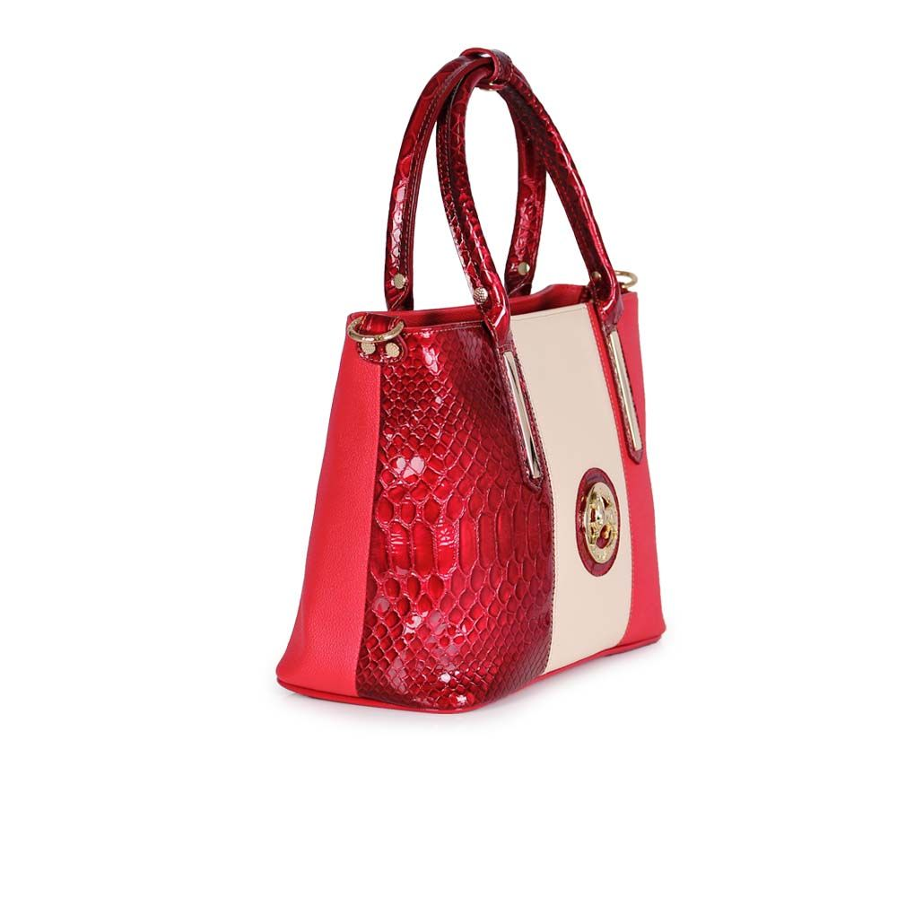 Дамска чанта от естествена и еко кожа - 3