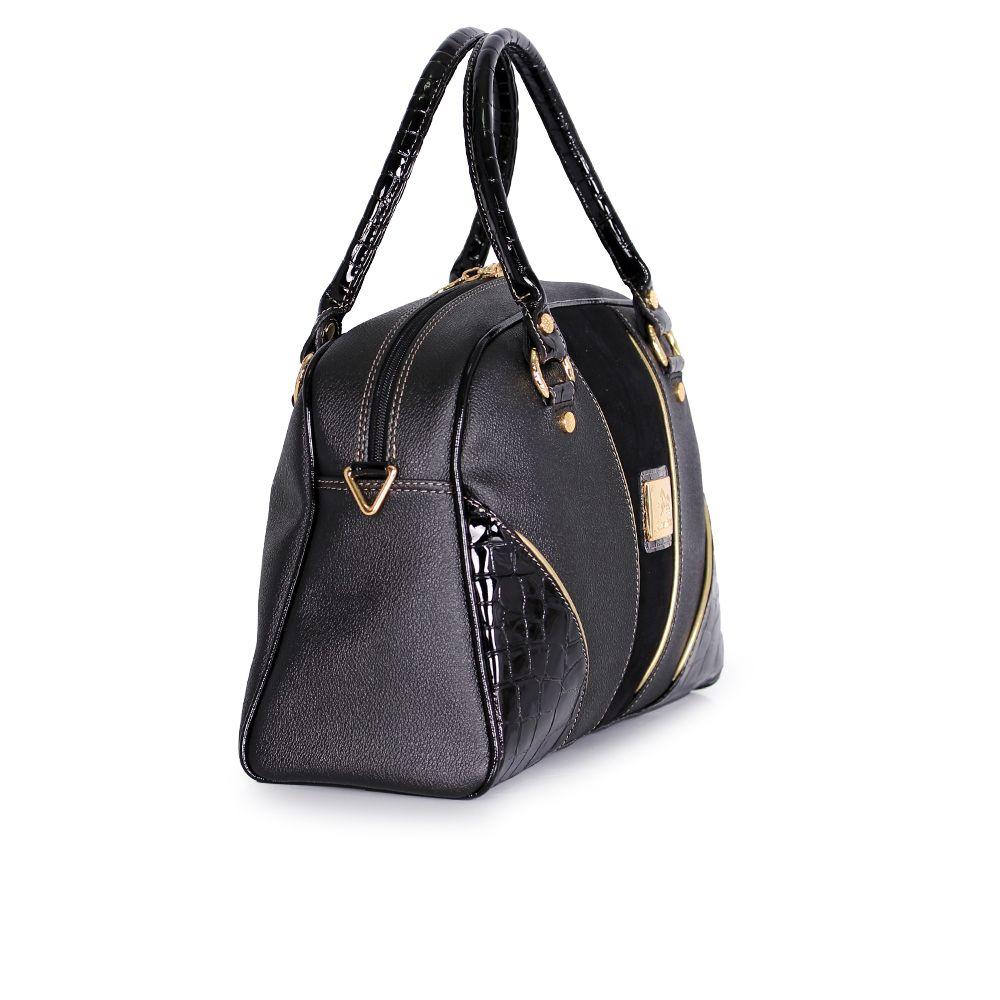 Дамска чанта естествена и еко кожа - 4