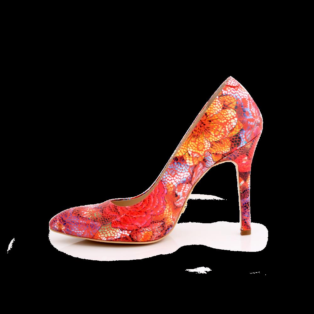 Дамски обувки от естествена кожа - 2