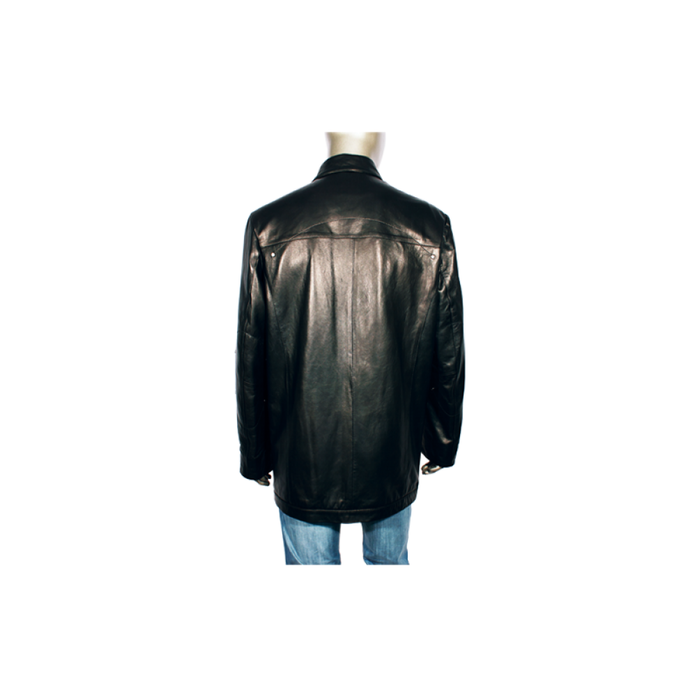 Мъжко яке от естествена кожа - 2