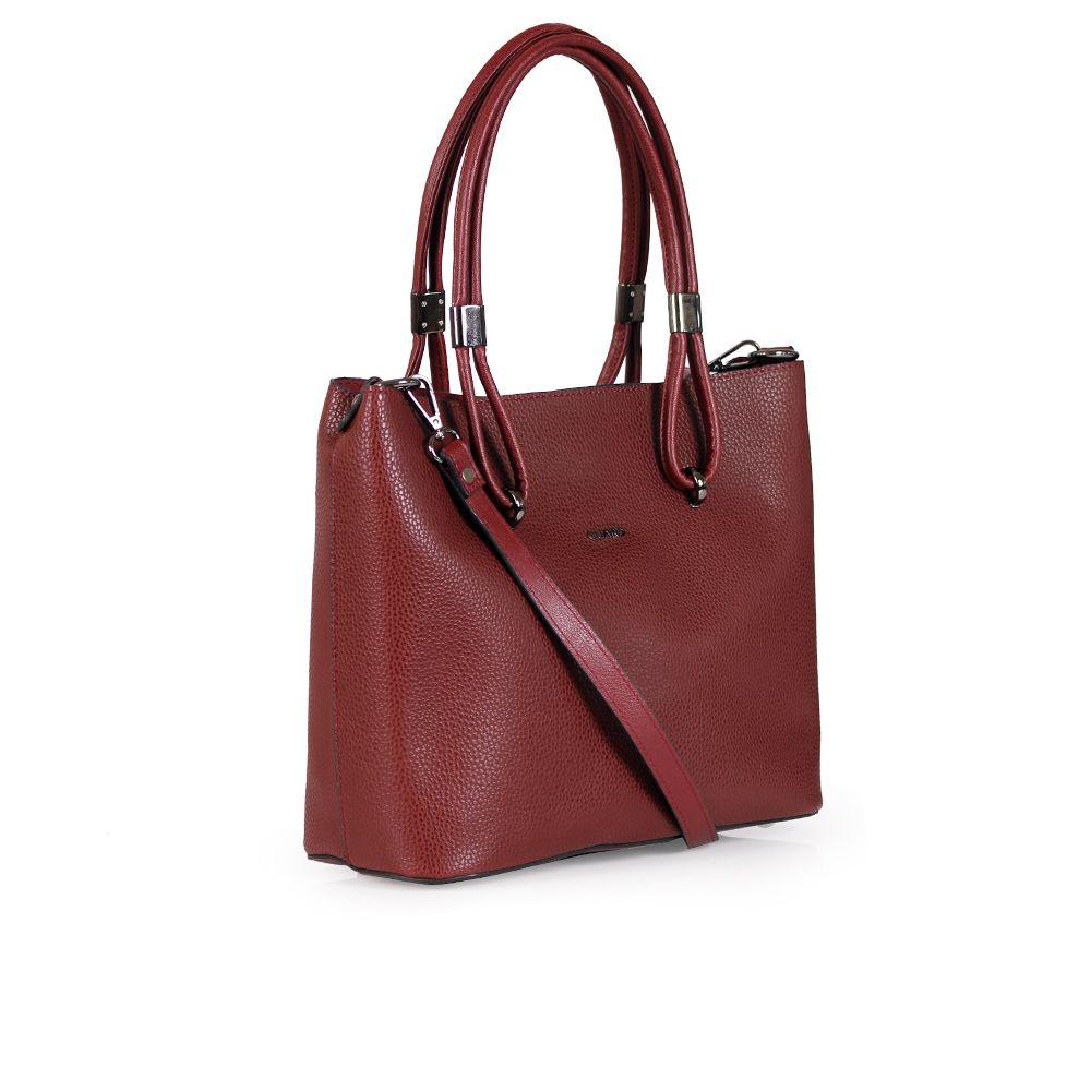 Дамска чанта от еко кожа GRD-411 - 3