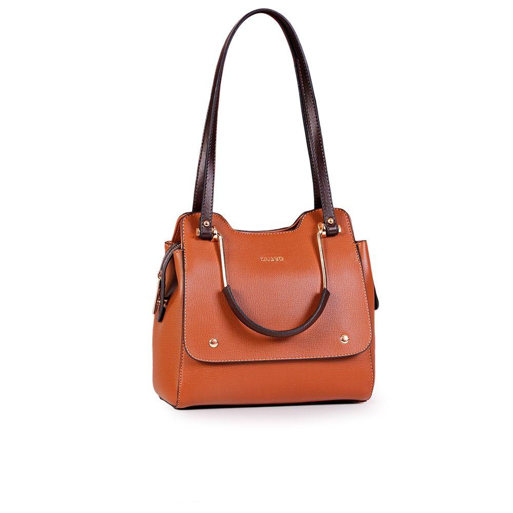 Дамска чанта от еко кожа GRD-947 - 2