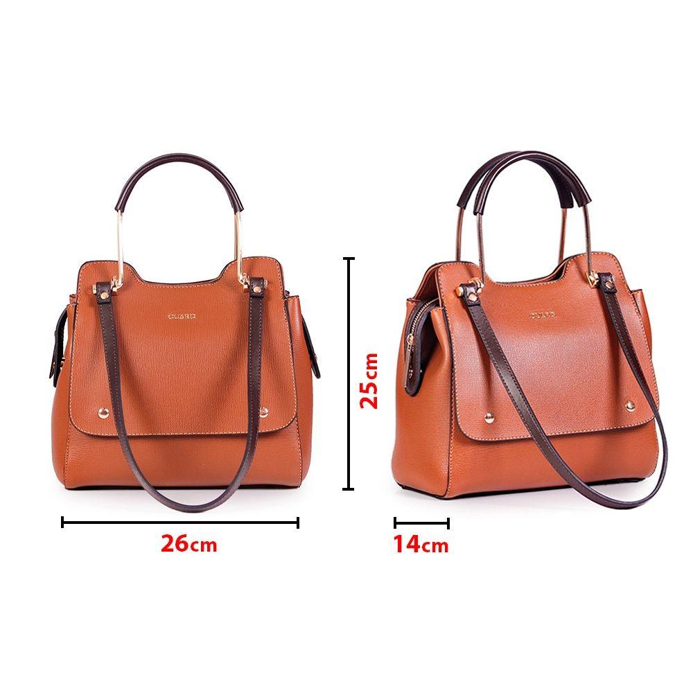 Дамска чанта от еко кожа GRD-947 - 6