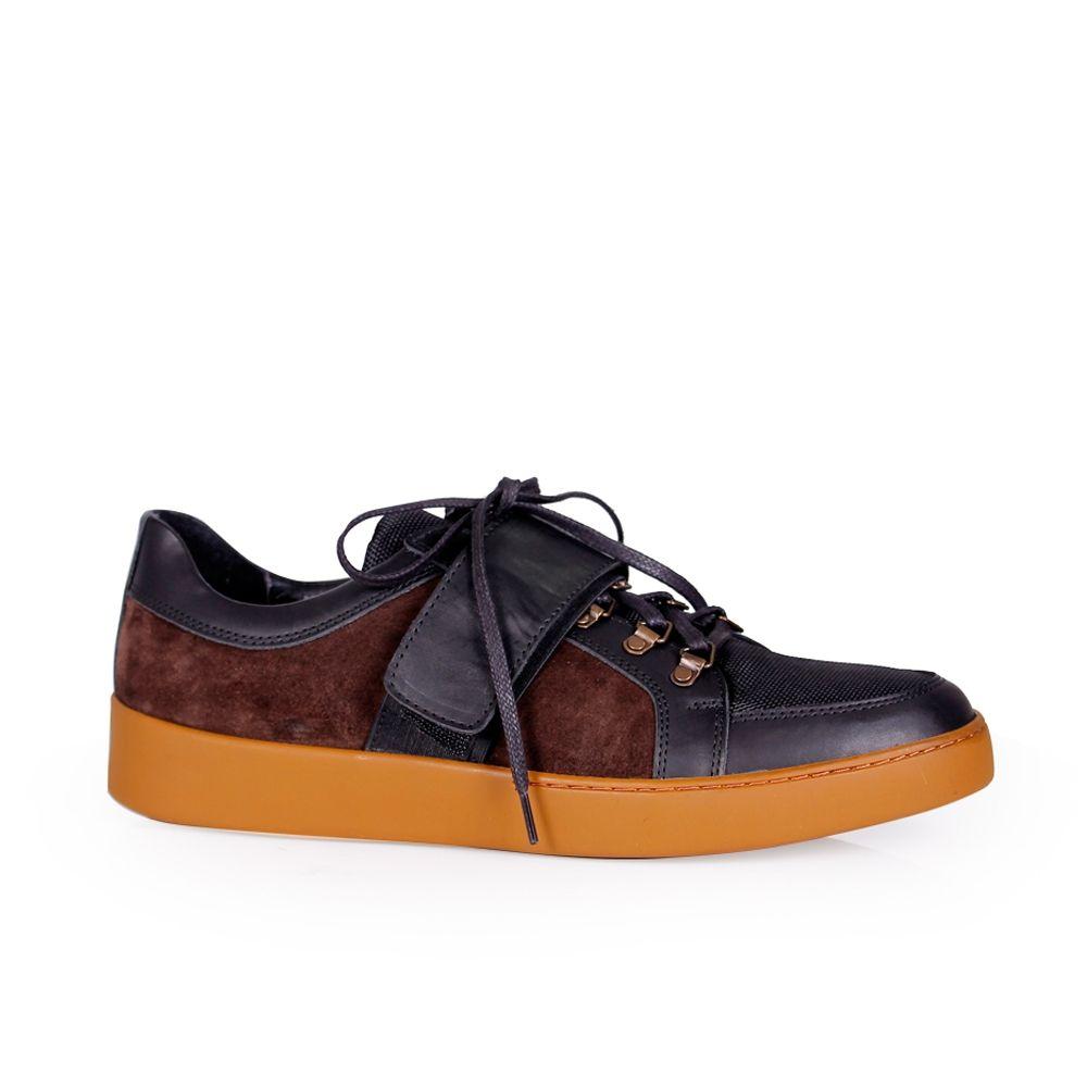Мъжки обувки от естествена кожа - 1