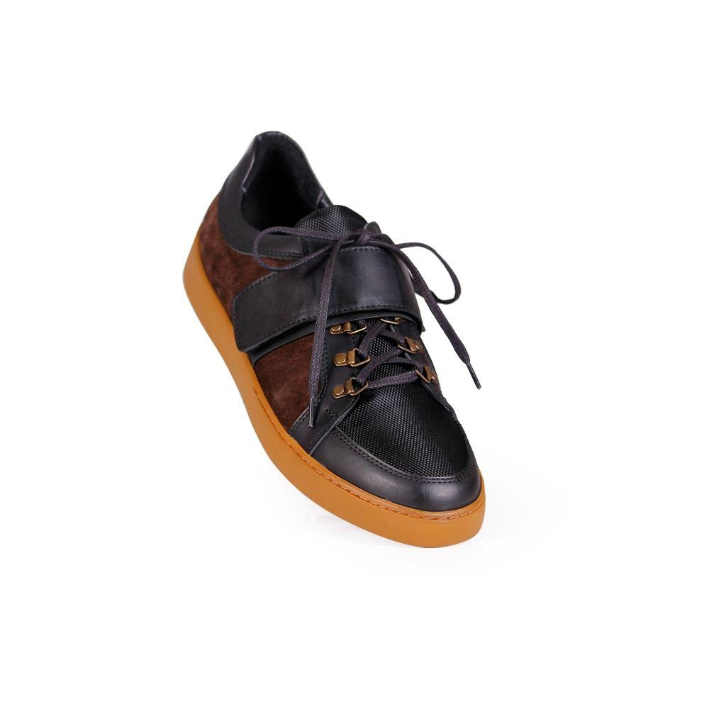 Мъжки обувки от естествена кожа - 5