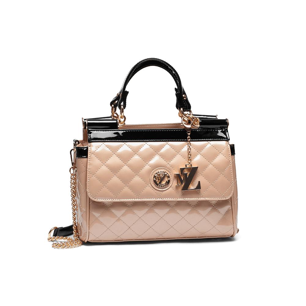 Дамска чанта от еко лак YZ-4556 - 1