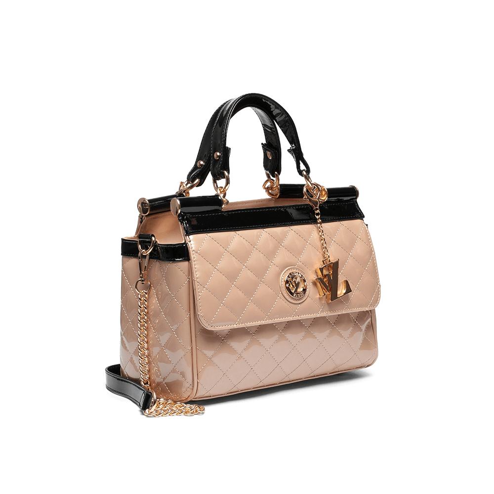 Дамска чанта от еко лак YZ-4556 - 3