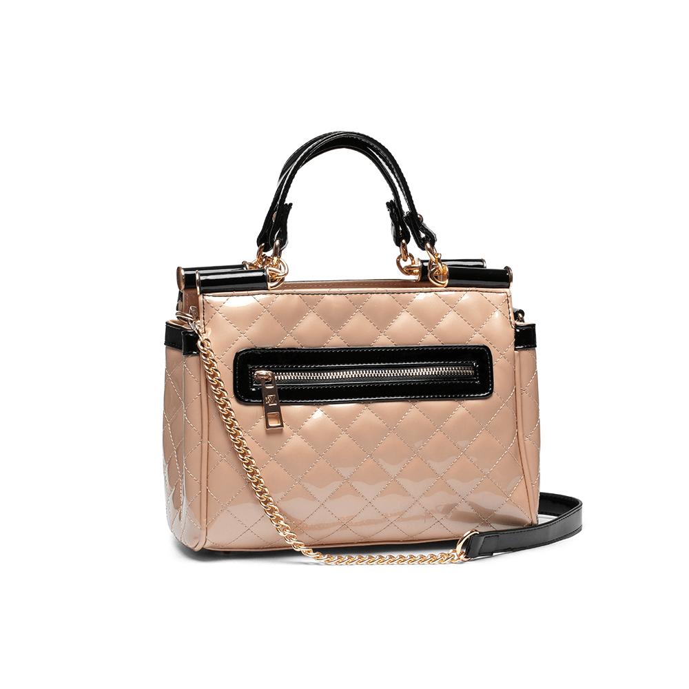 Дамска чанта от еко лак YZ-4556 - 4