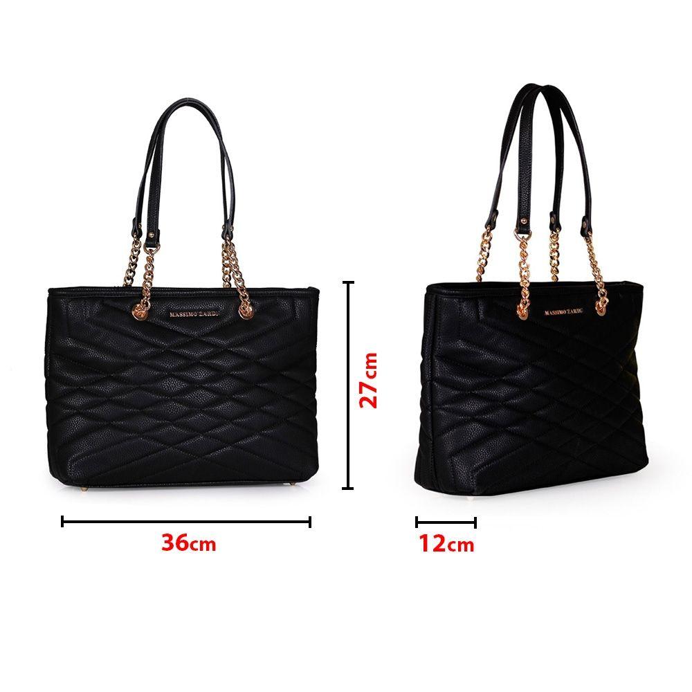 Дамска чанта от еко кожа YZ-700868 - 4