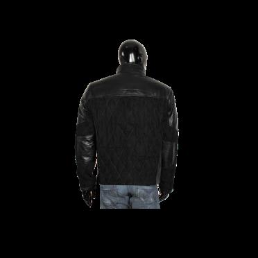 Мъжко яке от естествена велур