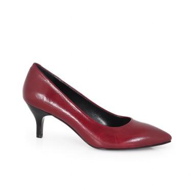 Дамски обувки от естествена кожа BY-1506