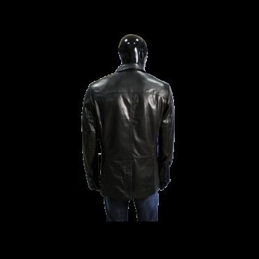 Mъжко яке от естествена кожа