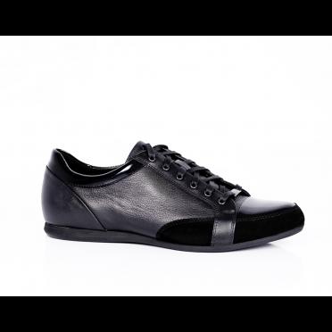Мъжки спорни обувки от естествена кожа