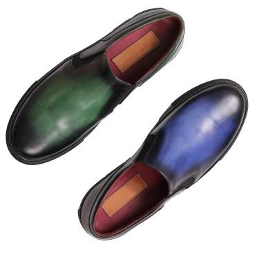 Мъжки обувки от естествена кожа