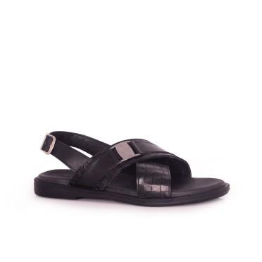 Мъжки сандали от естествена кожа