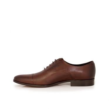 Мъжки официални обувки естествена кожа