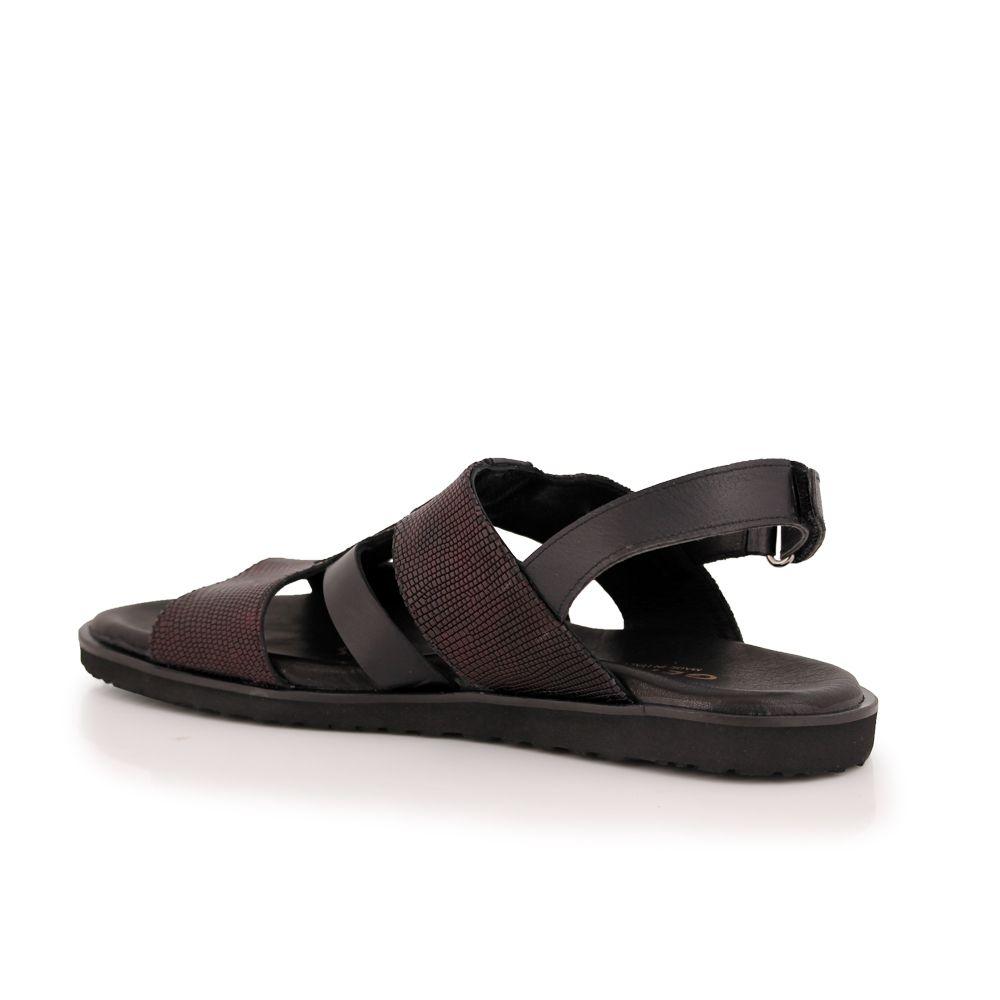 9b58ff819fb ... Мъжки сандали от естествена кожа - 2 ...