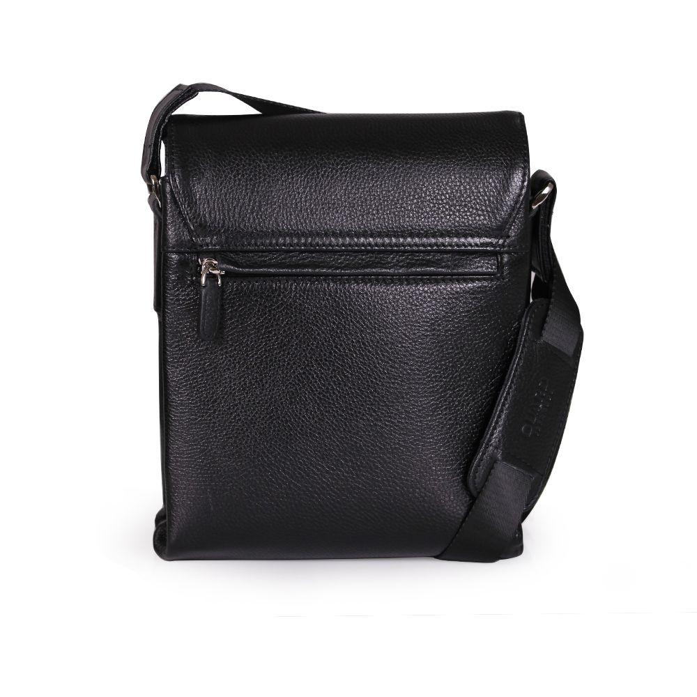 a21c30f57af ... Мъжка чанта от естествена кожа - 2 ...