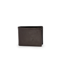 Мъжки портфейл от еко кожа в кафяв цвят YZ-400200