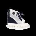 Дамски обувки от естествена кожа  Н1-15-640
