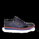 Мъжки спортни обувки от естествена кожа MCP-55275