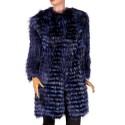 Дамско палто от естествена кожа CK-1730