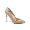 Дамски обувки от естествен лак CP-2559/2