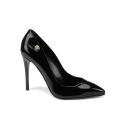 Дамски обувки от естествен лак CP-2559/3