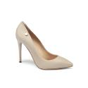 Дамски обувки от естествена кожа CP-2559