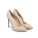 Дамски обувки от естествена кожа CP-2559 - 2