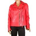 Дамско яке от естествена кожа ERD-0086