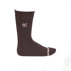 Мъжки кафеви чорапи